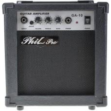 PHIL PRO GA-10 - гитарный комбоусилитель, 10Вт