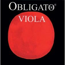 PIRASTRO 421221 Obligato Viola D Отдельная струна РЕ для альта (синтетика/серебро)