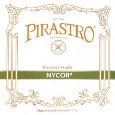 PIRASTRO 575120 NYCOR Струна E (5 октава) для арфы, нейлон/алюминий