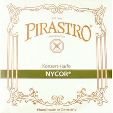 PIRASTRO 575220 NYCOR Струна D (5 октава) для арфы, нейлон/алюминий