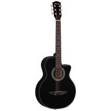 PRADO HS-3810 BK - акустическая гитара