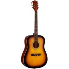 PRADO HS-4103 SB - акустическая гитара