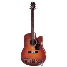 CRAFTER DV 250CEQ/VTG +Кейс - электроакустическая гитара