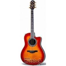 CRAFTER FSG-280EQ/CS +Чехол - электроакустическая гитара