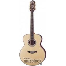 CRAFTER J-30-12/N + Чехол - 12-струнная гитара