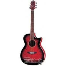 CRAFTER JTE 100CEQ/TR + Bag - электроакустическая гитара