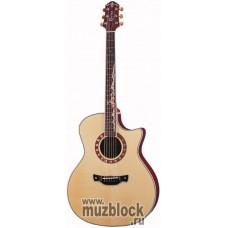 CRAFTER ML-Bubinga + Case - электроакустическая гитара