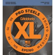 D'ADDARIO EPS160 - струны для бас-гитары