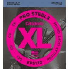 D'ADDARIO EPS170 - струны для бас-гитары