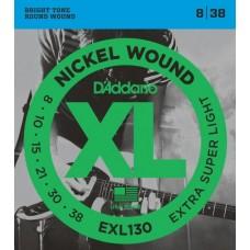 D'ADDARIO EXL130 - струны для электрогитары