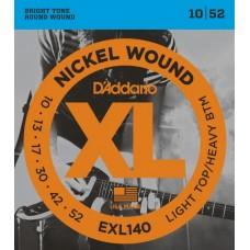 D'ADDARIO EXL140 - струны для электрогитары