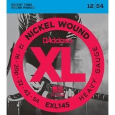 D'ADDARIO EXL145 - струны для электрогитары