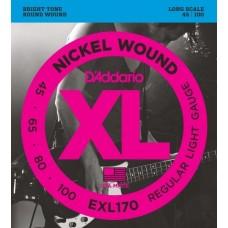 D'ADDARIO EXL170 - струны  для бас-гитары