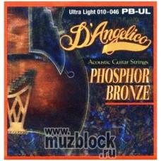 D`ANGELICO DA-PB-UL - струны для акустической гитары
