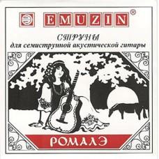 EMUZIN Ромалэ - струны для 7-стр. гитары