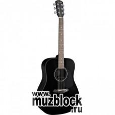 FENDER CD-60 DREADNOUGHT BLACK - акустическая гитара
