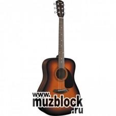 FENDER CD-60 DREADNOUGHT SUNBURST - акустическая гитара