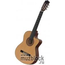 FLIGHT CG 20CEQ - электроакустическая гитара