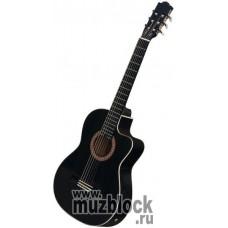 FLIGHT CG 20ECW BK -  электроакустическая гитара