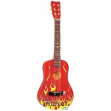FLIGHT FK-302 WRD - детская гитара с металлическими струнами