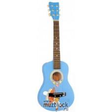 FLIGHT FK-304 BL - детская гитара с металлическими струнами