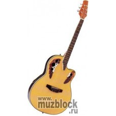 FLIGHT OV-112CEQ - электроакустическая гитара