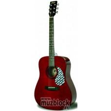 FLIGHT W 12701EQ RD - электроакустическая гитара