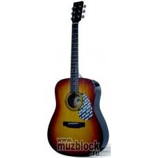FLIGHT W 12701EQ VS - электроакустическая гитара