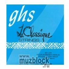 GHS 2370 - струны для классической гитары, нейлон Supreme, сильное натяжение