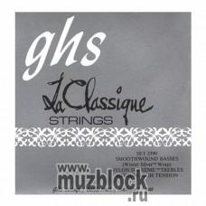 GHS 2390 - струны для классической гитары, нейлон Supreme, средне-сильное натяжение