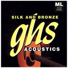 GHS 370ML - струны для акустической гитары