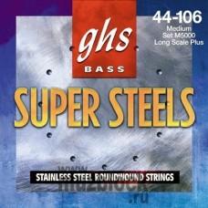 GHS 5ML-STB - струны для 5 струнной бас-гитары