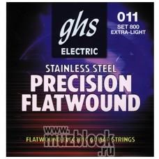 GHS 800 - струны для электрогитары