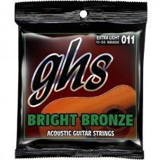 GHS BB20X - струны для акустической гитары