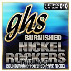 GHS BNR-L - струны для электрогитары