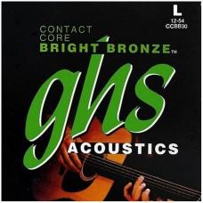 GHS CCBB30 - струны для акустической гитары