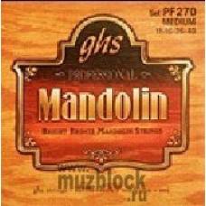GHS E250 - струны для мандолины
