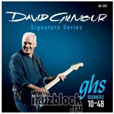 GHS GB-DGF - струны для электрогитары