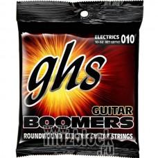 GHS GBTNT - струны для электрогитары