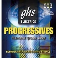 GHS L8000 - струны для бас-гитары