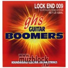 GHS LE-GBXL - струны для электрогитары с Floyd Rose