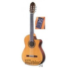 ALMIRES A66CEQ - электроакустическая гитара
