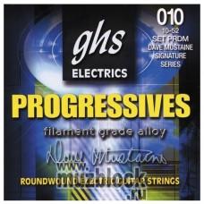 GHS PRDM - струны для электрогитары