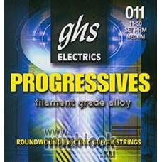 GHS PRM - струны для электрогитары