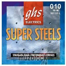 GHS ST-L  - струны для электрогитары