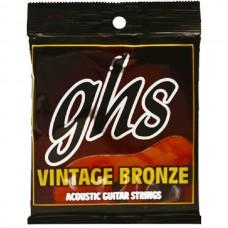GHS VN-XL - струны для акустической гитары