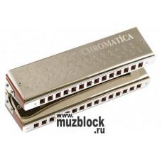 HOHNER Chromatica 265/28/30 E-e (M265) - губная гармошка