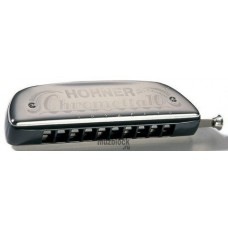 HOHNER Chrometta 10 253/40 С (M25301) - губная гармошка