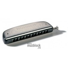 HOHNER Chrometta 12 255/48 C (M25501) - губная гармошка