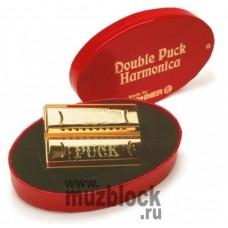 HOHNER Double Side Puck CG 553/40 (М55333) - губная гармошка уменьшенная